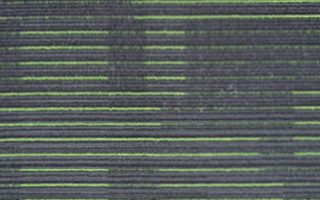 Arizona Carpet Tiles Lime On Black