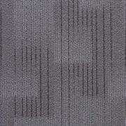 Connection Carpet Tiles Steel Grey