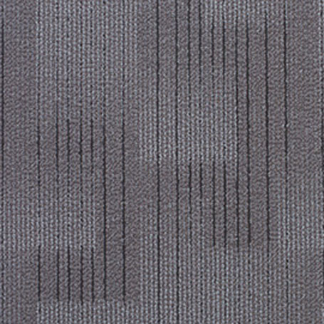 NFD Connection Carpet Tiles Steel Grey