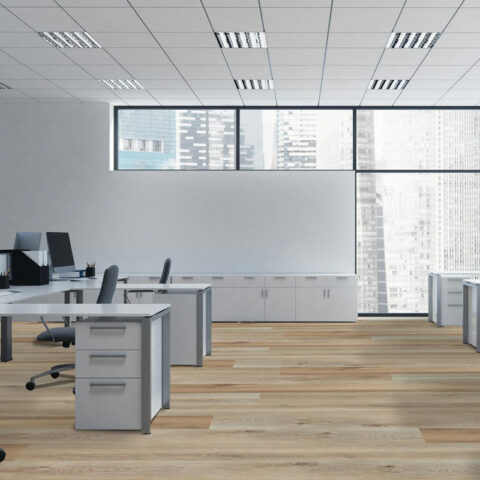 NFD Expressive Hybrid Flooring Smoked Oak