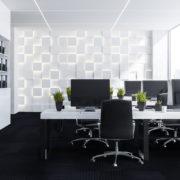 NFD Arizona Carpet Tiles Black On Black