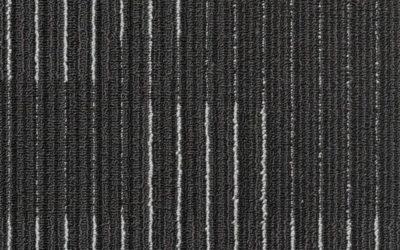 NFD Arizona Carpet Tiles White On Black