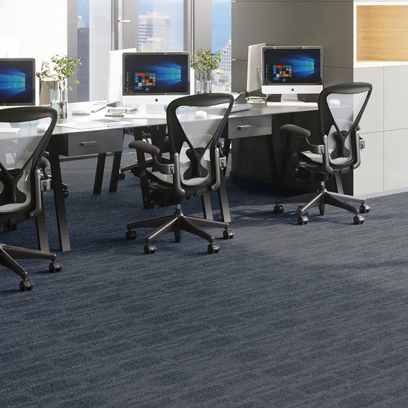 NFD Dublin Carpet Tiles Gunmetal