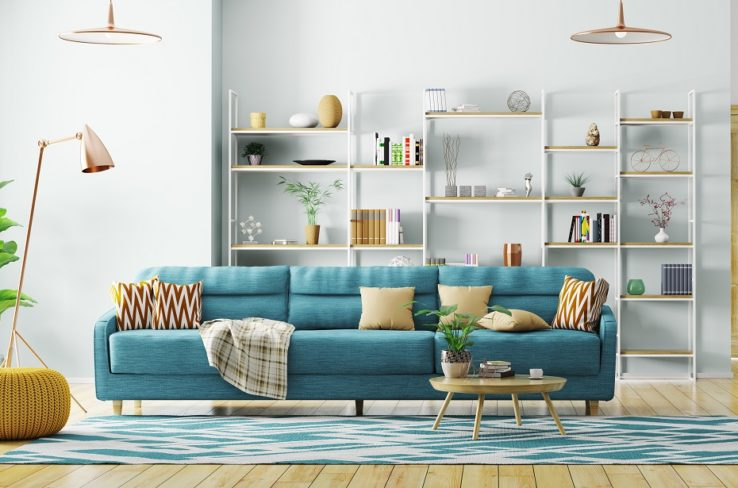 Colour sets the mood for your home