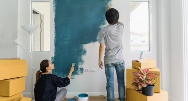 Painting can vastly improve your rental property