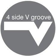 Side V Groove