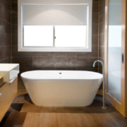 Signature Floors AquaPlank is suitable for bathrooms