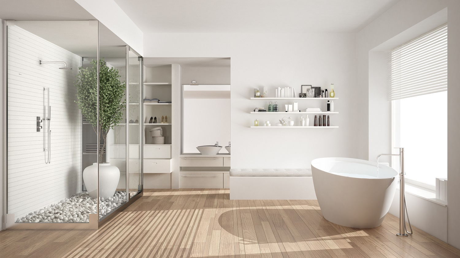 Move Over Tiles – Hybrids Are Taking Over Your Entire Home