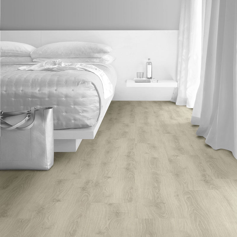 Interface Natural Woodgrains Loose Lay Vinyl Planks Sand