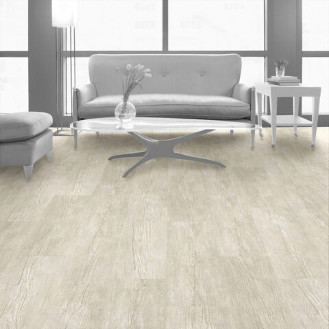 Interface Textured Woodgrains Loose Lay Vinyl Planks White Wash