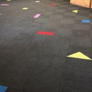 Airlay Como Carpet Tiles Surrey Hills Origami