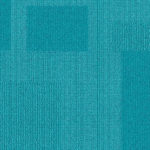 Airlay Paragon Carpet Tiles Aqua