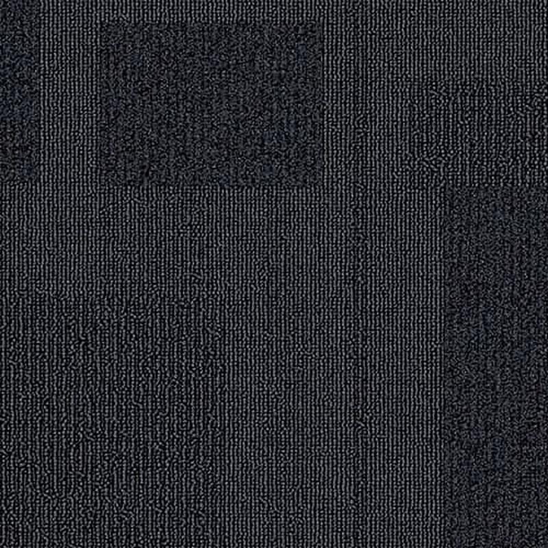 Airlay Paragon Carpet Tiles Black Night