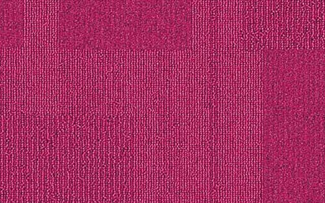 Airlay Paragon Carpet Tiles Hot Pink