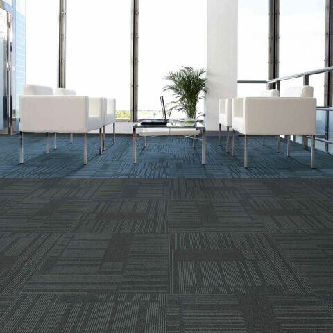 Airlay Sierra Carpet Tiles Smoke