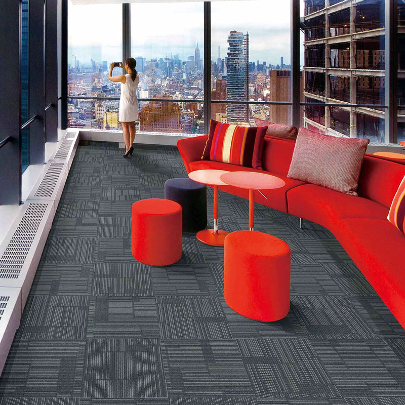 Airlay Sierra Carpet Tiles Stone