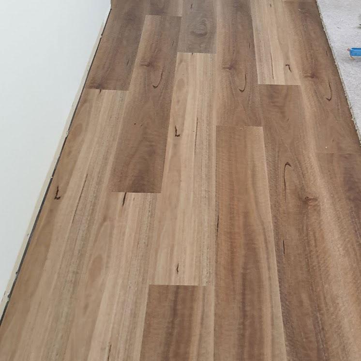 Complete Floors Supacore Hybrid Flooring Spotted Gum