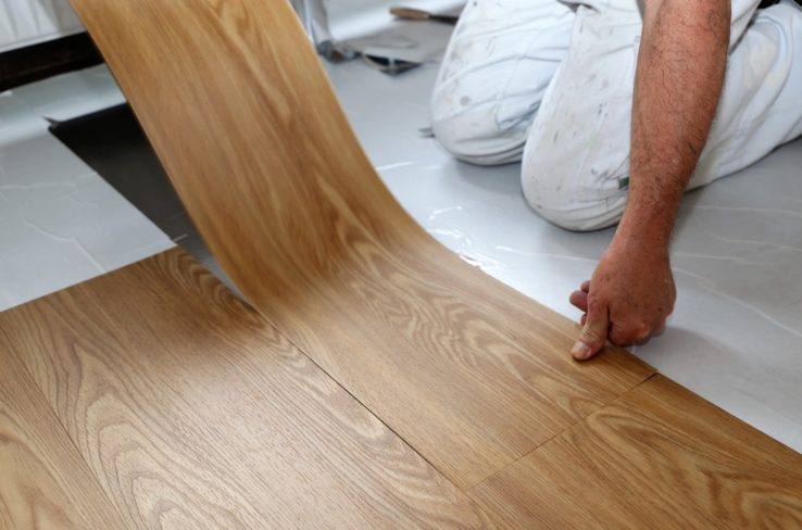 The differences between WPC, SPC and LVT flooring