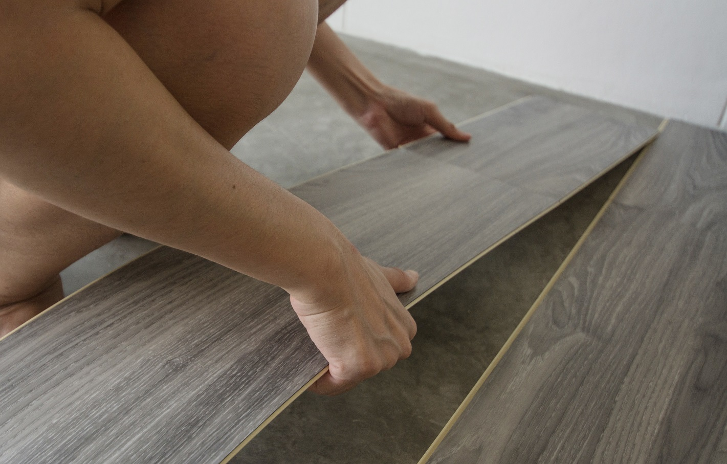 WPC floors are becoming an increasingly popular option for replacing various wood materials