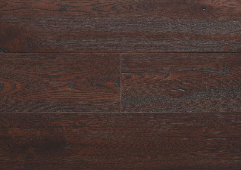 Hurford Flooring Elegant Oak Engineered Timber Burnt Umber