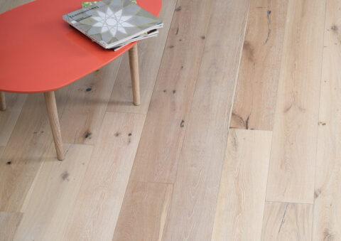 Hurford Flooring Premiere Oak Engineered Timber White Wash