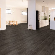 Decoline Oasis Loose Lay Vinyl Planks Charcoal