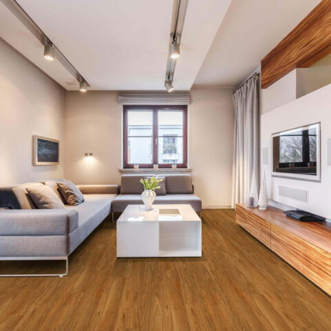 Decoline Oasis Loose Lay Vinyl Planks Spotted Gum