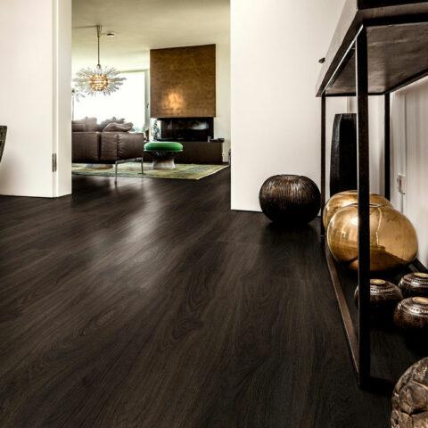Eco Flooring Systems Ornato Hybrid Ebony