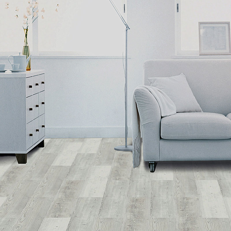 Eco Flooring Systems Ornato Hybrid Sheashell White