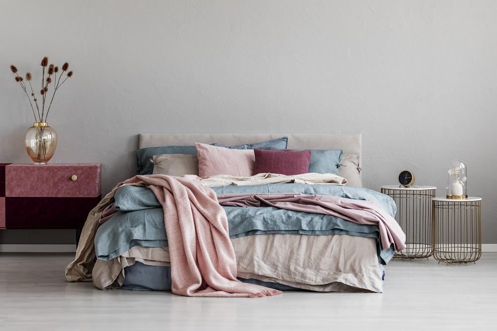 Cosy bedding