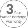 Clix 3 year wet warranty