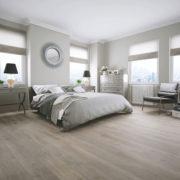 Terra Mater Floors NuCore Lamwood Extreme Laminate Sedale Grey