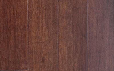 Eco Flooring Systems BT Engineered Bamboo Cocoa Lock