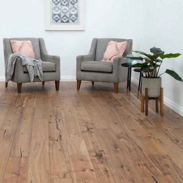 Hickory Impression Homestead Engineered Timber Acorn